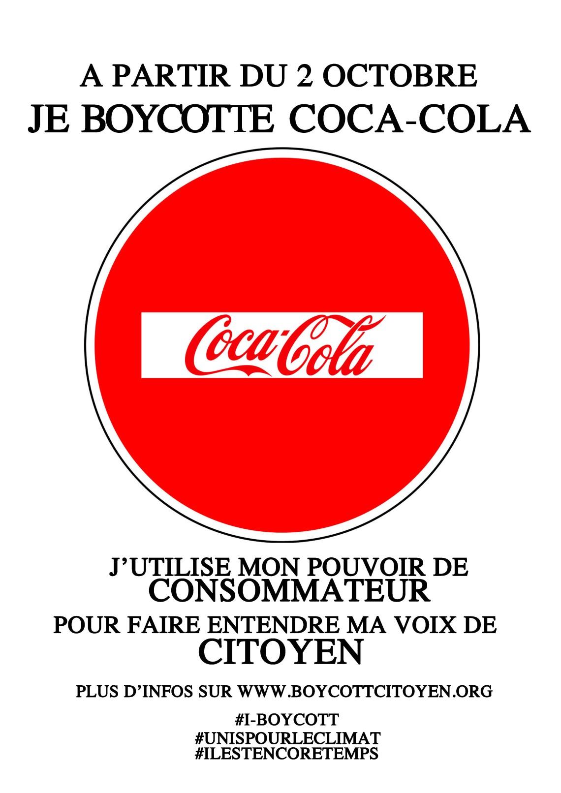 affiche coca