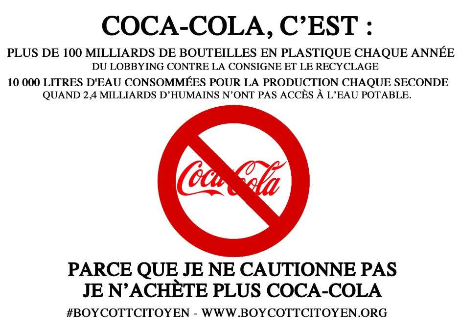 affichette coca