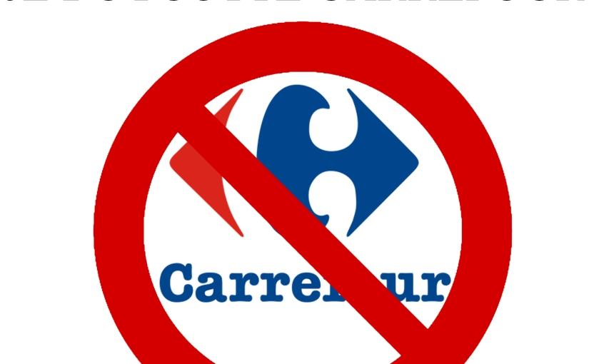 Boycott de Carrefour : passons nous des supermarchés, cette supercherie du super pascher