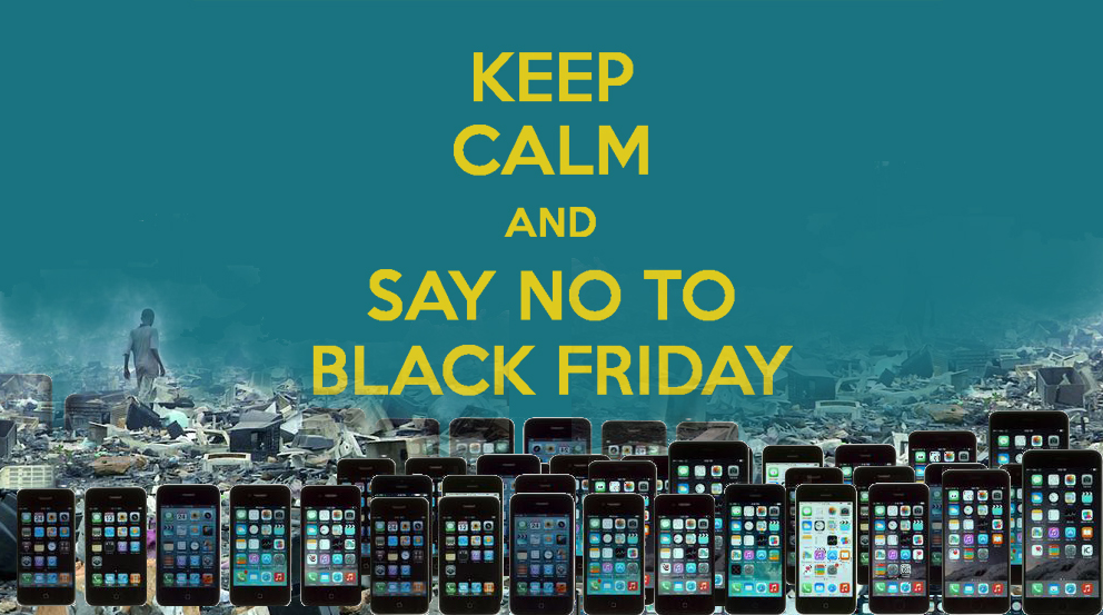Défi de la semaine : résister à la tentation du Black Friday