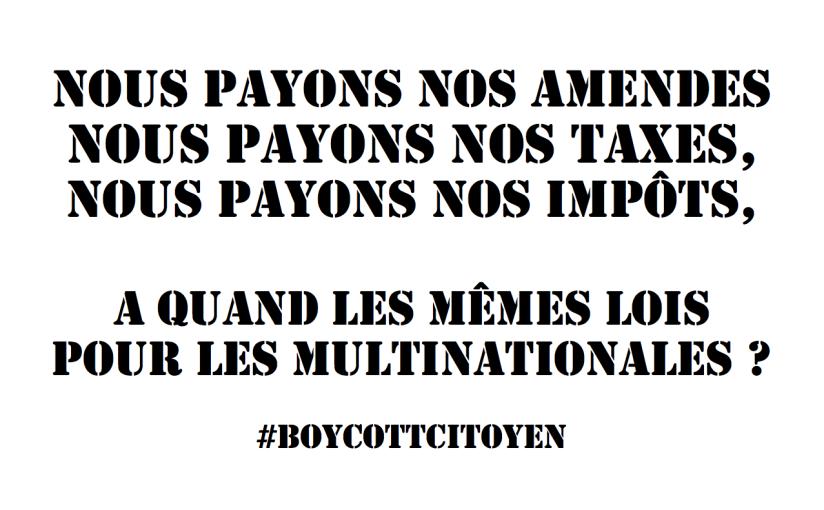 Les médias annoncent prématurément la taxe sur les GAFA : Parisiens, RDV jeudi devant le sièged'Apple