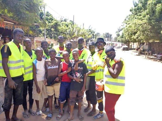 Mone Fousseny, boycotteur citoyen: «Au Mali aussi, la jeunesse s'engage pour le climat!»